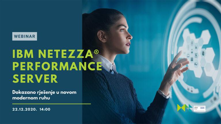 Megatrend organizira webinar IBM Netezza Performance Server