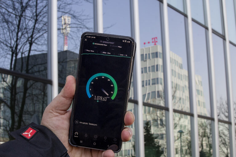HT započeo testiranja 5G mreže na 3,5 GHz