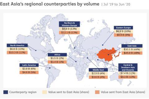Fintech – Geografija kriptovaluta ovisi o sposobnosti lokalnih biznismena