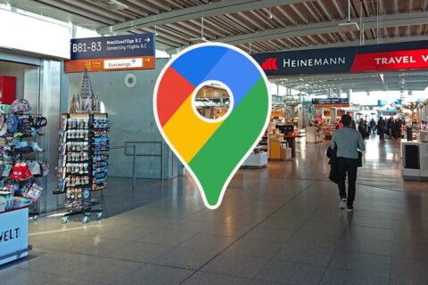 Google Maps ulazi i u zatvorene prostore