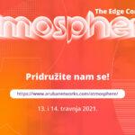 Aruba Atmosphere 2021, edge-to-cloud konferencija