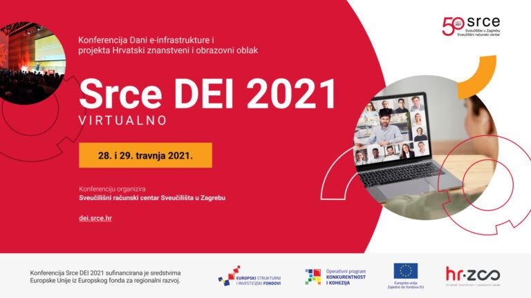 Stručna konferencija Srce DEI 2021