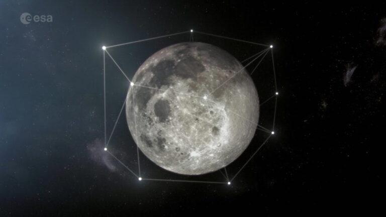 ESA planira satelitsku navigaciju na Mjesecu