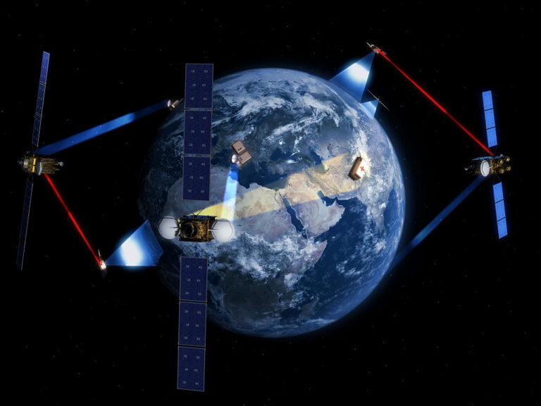 Europski EDSR promatranje Zemlje u skoro stvarnom vremenu