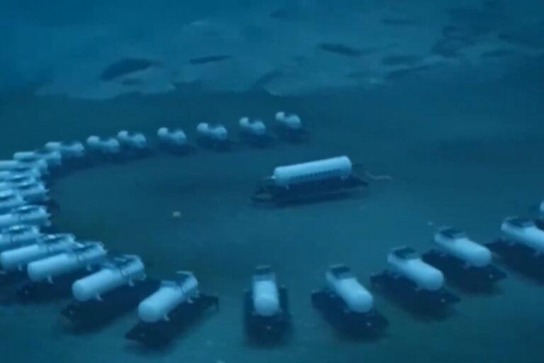 Kina planira podatkovni centar u oceanu