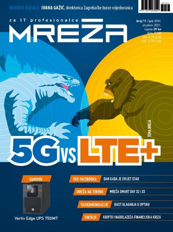 Nova Mreža: 5G vs LTE+