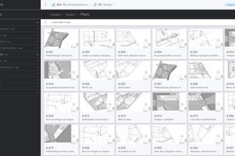 Brzo i jednostavno upravljanje arhitektonskim projektima